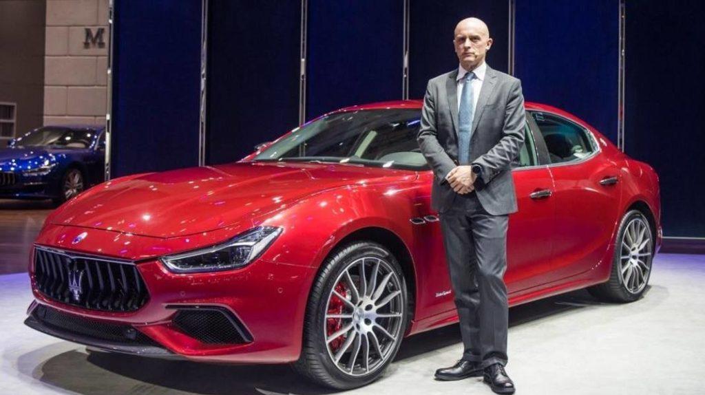 Maserati Ghibli GranSport MY 2018: le prime immagini dal ...