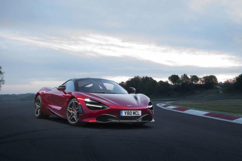 McLaren 720S: vendite a gonfie vele per la supercar di Woking