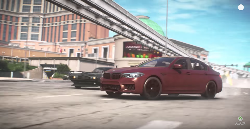 Need For Speed Payback: protagonista la BMW M5 [VIDEO]