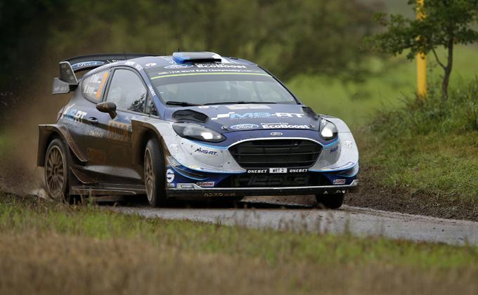 WRC, Rally di Germania: vince Tänak, Ogier torna in testa al Mondiale