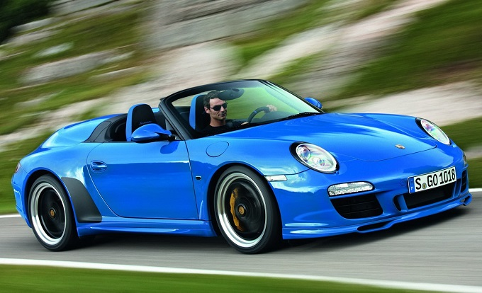 Nuova Porsche 911 Speedster, potrebbe essere lei la novità al Salone di Francoforte 2017