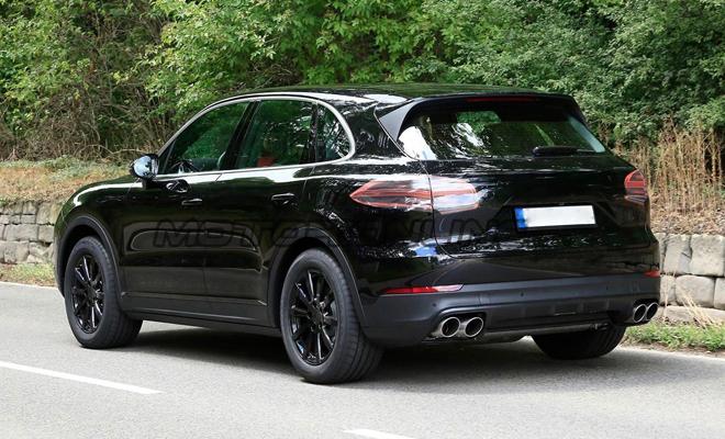 Porsche Cayenne 3.0 TDI Euro 6 Diesel vietato in Svizzera | Motori