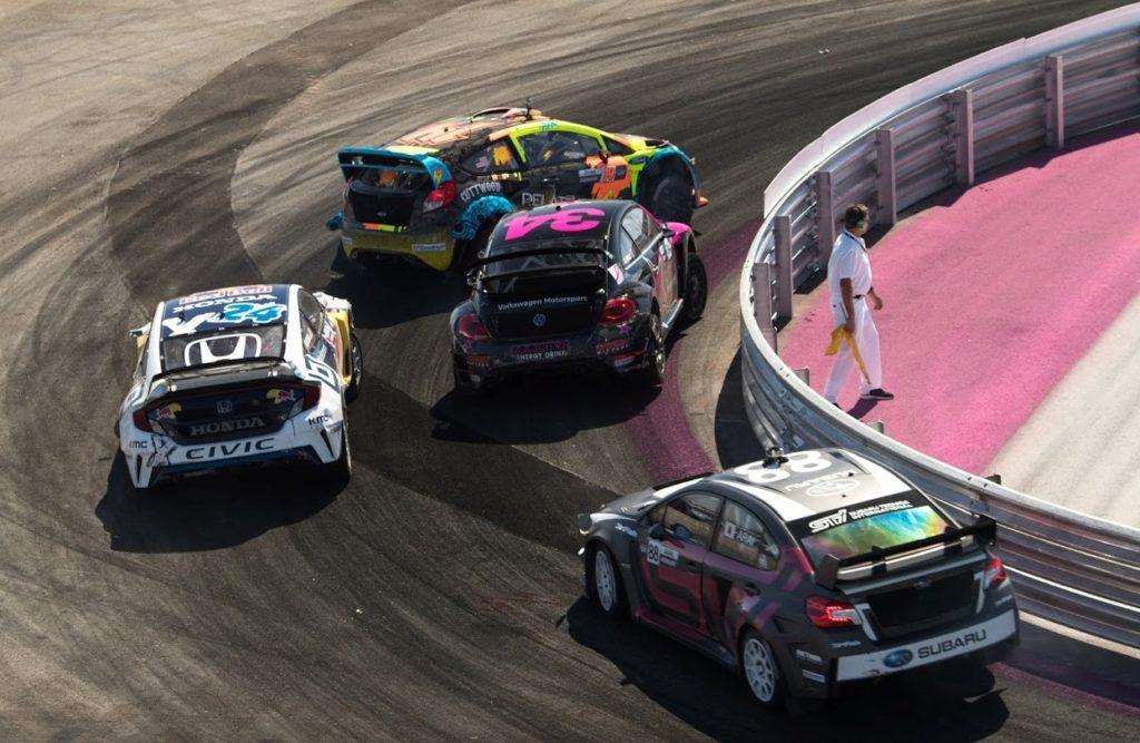 Serie Rallycross elettrica a complemento della Formula E?