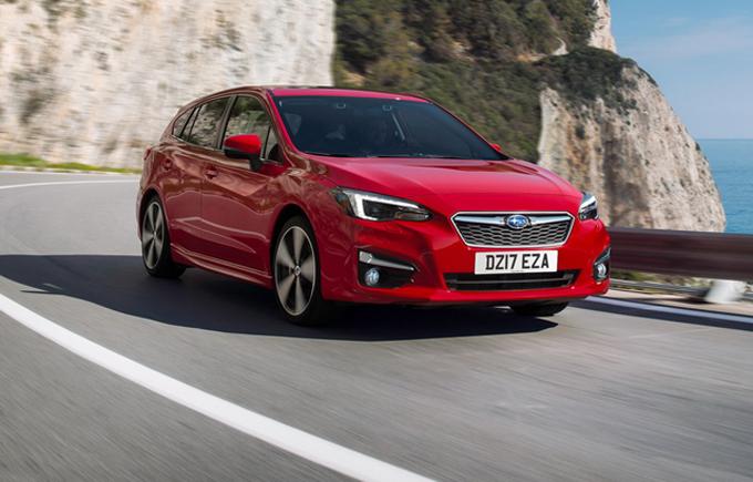 Subaru Impreza MY 2017: la quinta generazione esordirà in Europa al Salone di Francoforte