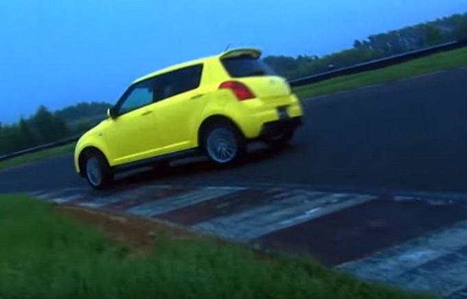 Nuova Suzuki Swift Sport: VIDEO TEASER in vista del debutto a Francoforte