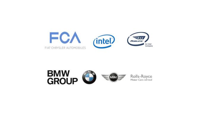 FCA insieme a BMW, Intel e Mobileye per realizzare una innovativa piattaforma per la guida autonoma