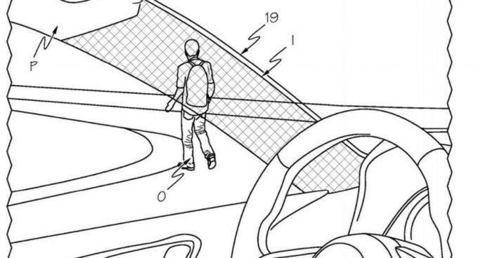 """Toyota: allo studio montanti anteriori """"trasparenti"""" contro gli angoli ciechi?"""