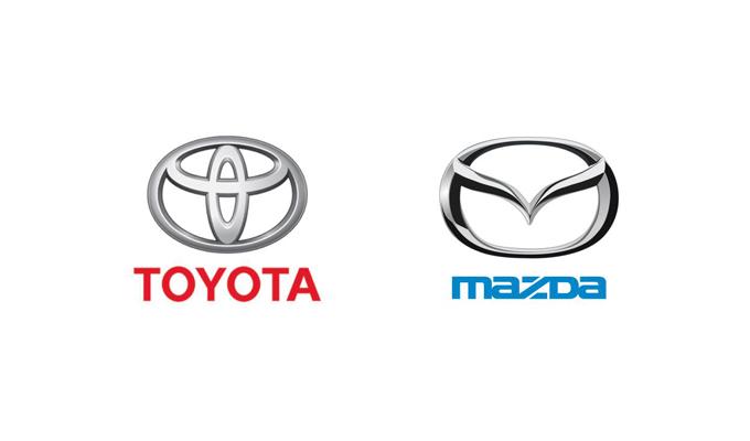Toyota e Mazda: accordo d'alleanza sul capitale azionario e a livello industriale