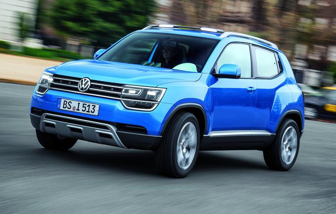 Volkswagen Up! SUV: potrebbe essere lanciato nel 2020
