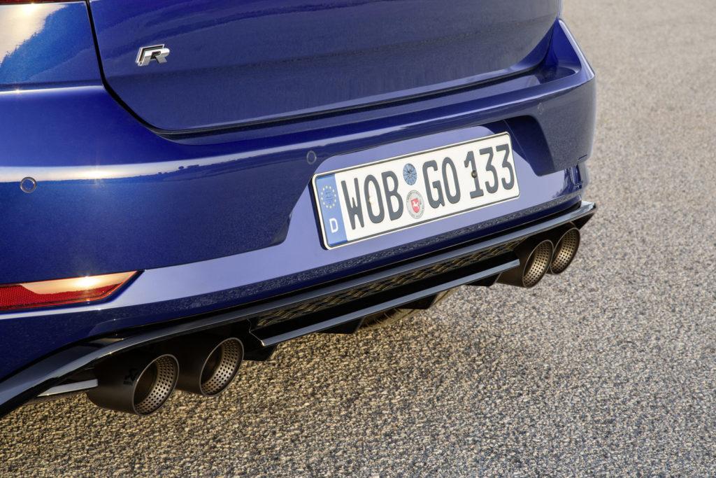 Volkswagen Golf R - Pack Performance