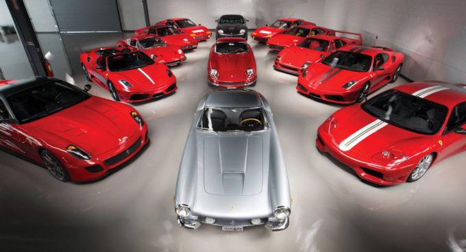 Ferrari 250 GT SWB del 1961 venduta a 8,3 milioni di dollari