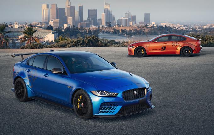 Jaguar XE SV Project 8: la berlina prestazionale alla Monterey Car Week