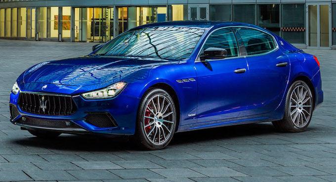 Maserati Ghibli Nel 2018 Granlusso E Gransport
