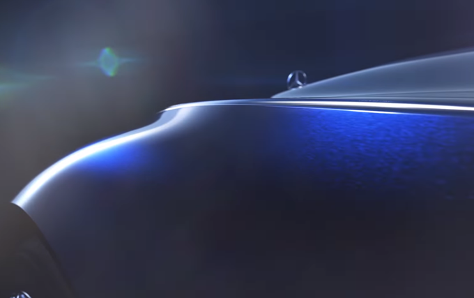Mercedes-Maybach 6 Convertible: la versione aperta debutterà a Pebble Beach [TEASER]