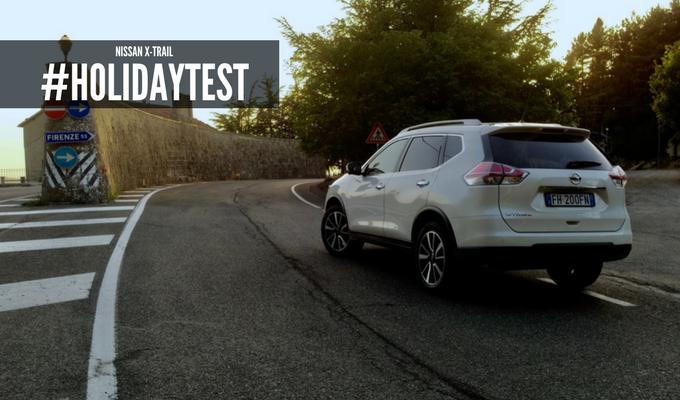 Nissan X-Trail, coast to coast sul Passo del Muraglione [#HOLIDAYTEST]