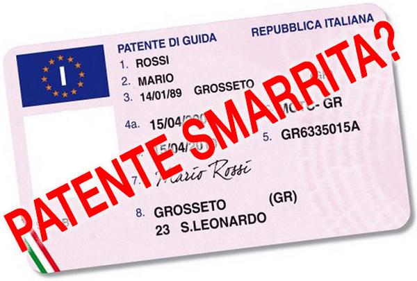 Patente persa: le modalità di riconsegna della Motorizzazione Civile