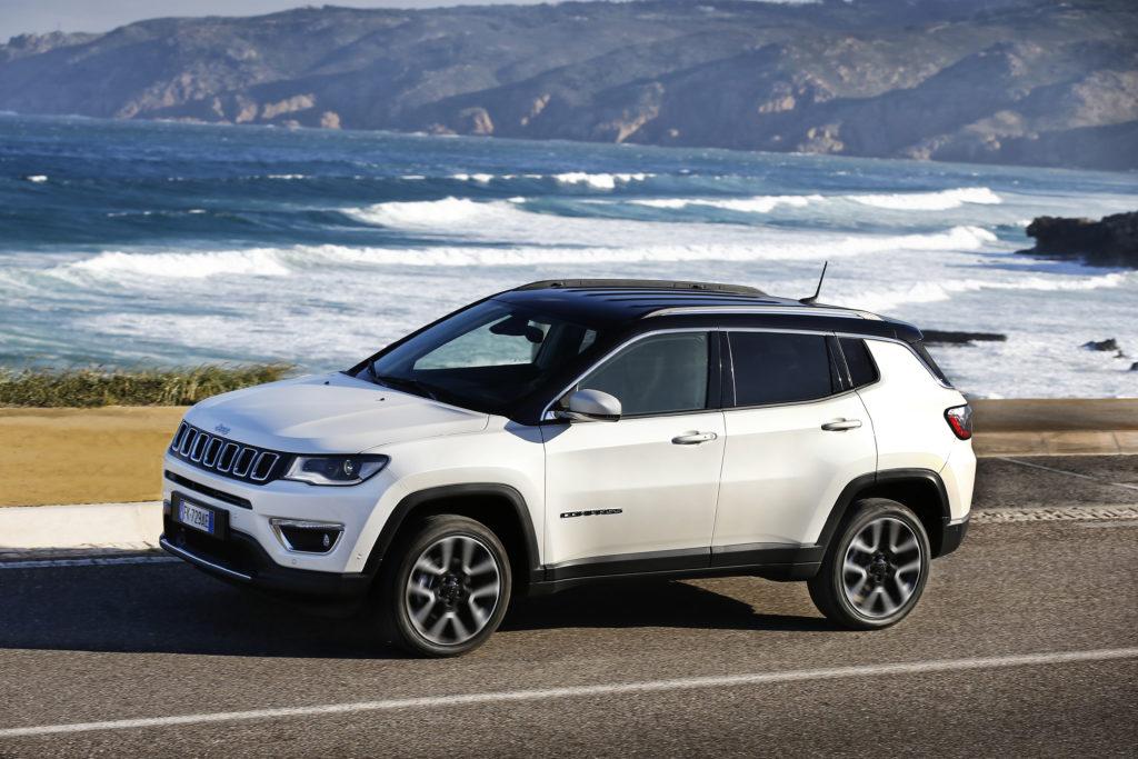 """Jeep Compass: dal 16 al 24 Settembre tornano i """"Compass Days"""""""
