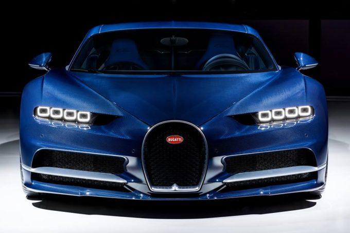 Bugatti Chiron: contate fino a 13 e lei arriverà a 300 km/h [VIDEO]