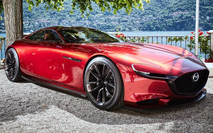 Mazda: nuovi indizi sul ritorno del motore rotativo Wankel