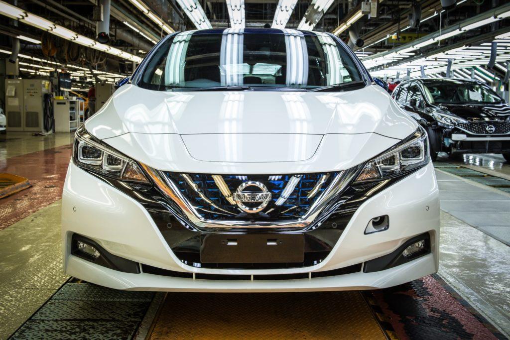 Nuova Nissan Leaf, l'innovazione nella mobilità elettrica