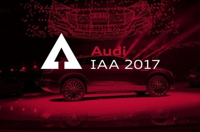 Salone di Francoforte 2017: Audi tra la A8 e tre anteprime [LIVE STREAMING]