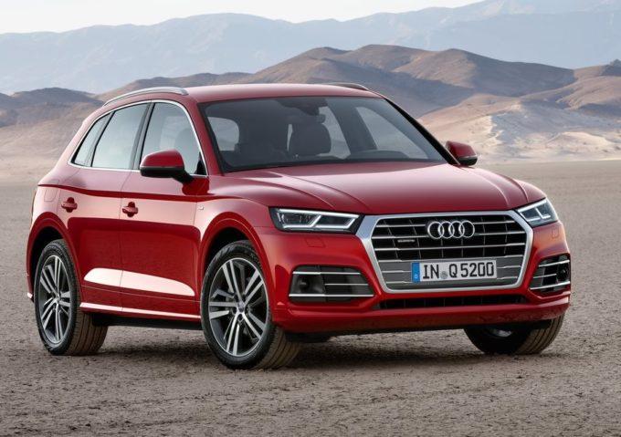 Audi Q5: arriva la nuova motorizzazione V6 TDI 3.0 da 286 CV