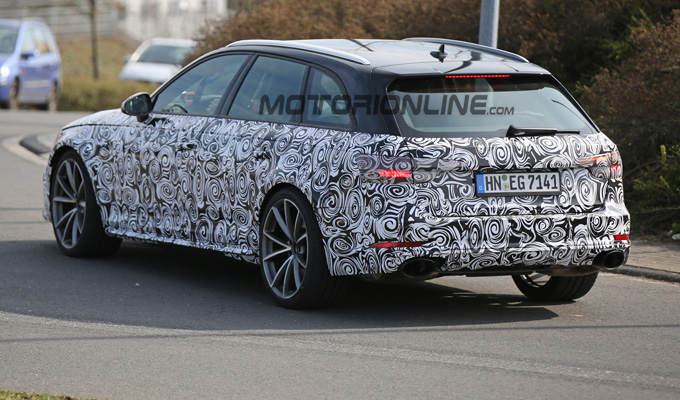 Audi al Salone di Francoforte 2017: potrebbero debuttare una nuova concept, RS 4 Avant e R8 GT