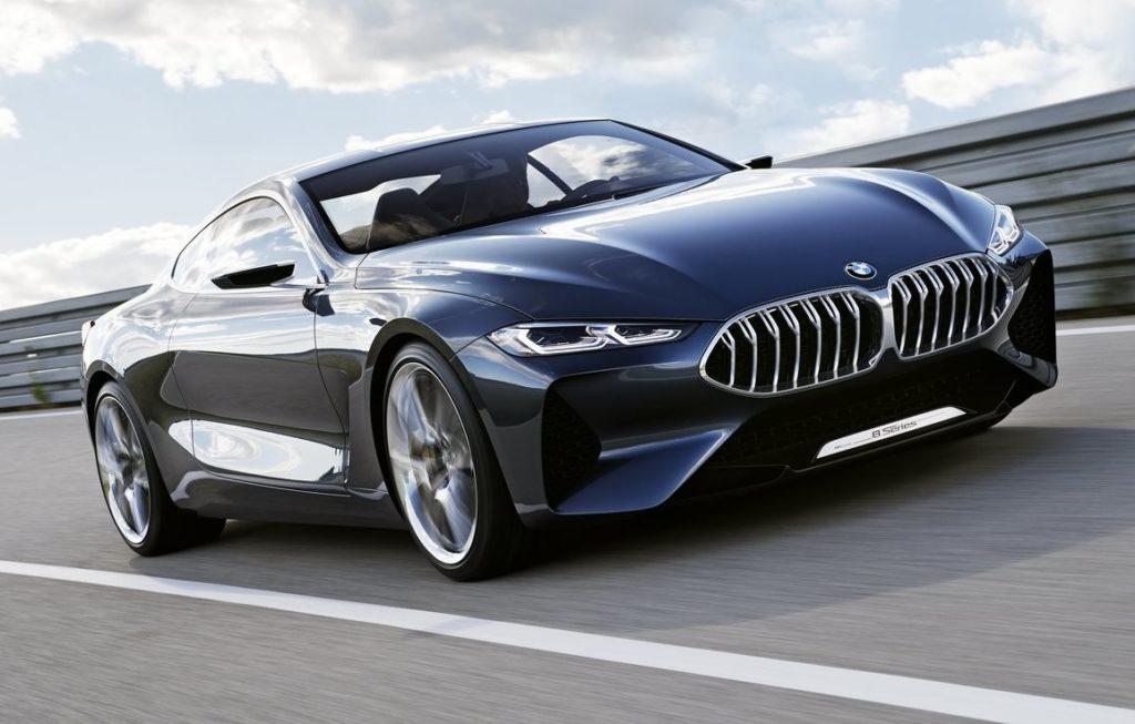 """BMW Serie 8, l'Elica conferma: """"Via alla produzione nel 2018"""""""