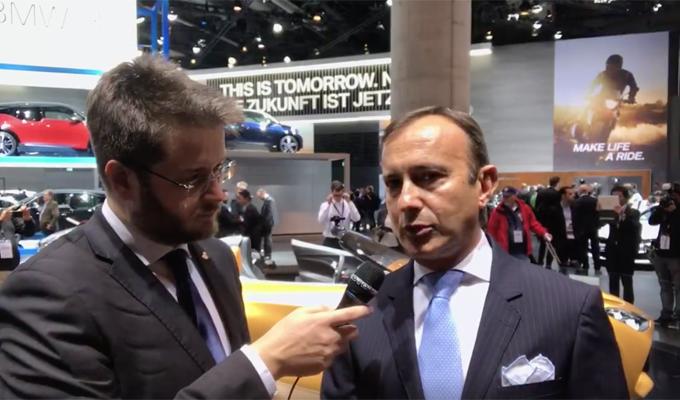BMW: eleganza prospettica e potenza in mostra al Salone di Francoforte [INTERVISTA]
