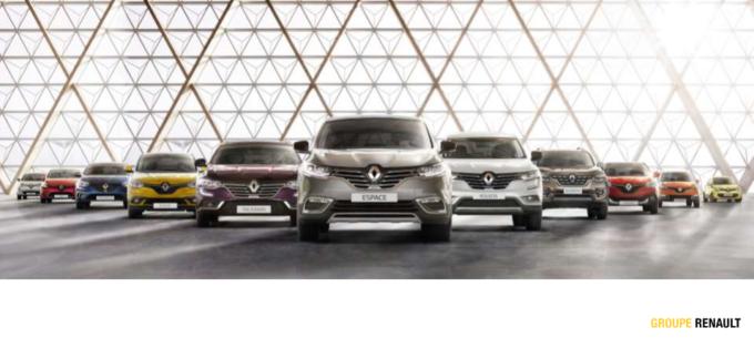 """Renault: i nuovi modelli saranno sempre più """"green"""""""