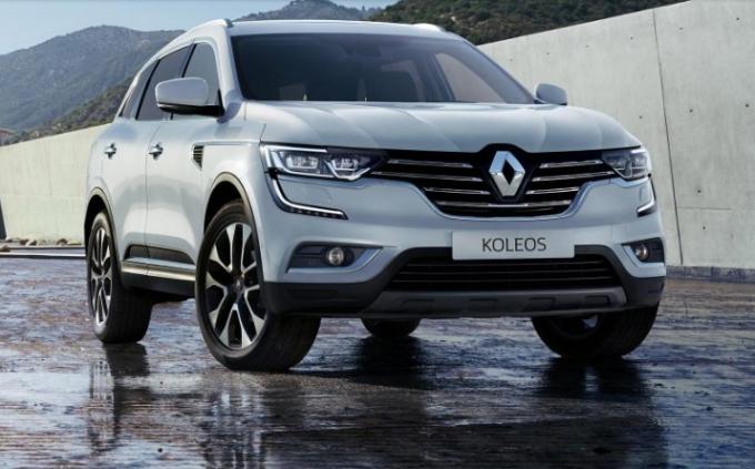 Renault KOLEOS: 5 stelle ai test di sicurezza Euro NCAP