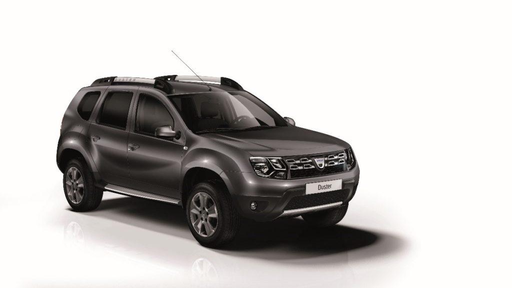 Dacia DUSTER BRAVE²: ecco la nuova serie speciale del Suv