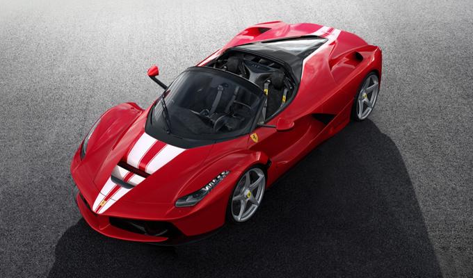 Ferrari: la grande festa dei 70 anni