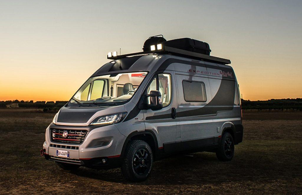 Fiat Professional al Salone del Camper 2017