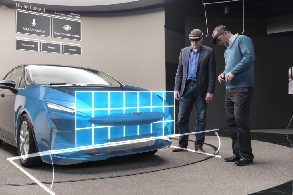 Ford adotta la realtà aumentata per rivoluzionare il processo di progettazione [VIDEO]