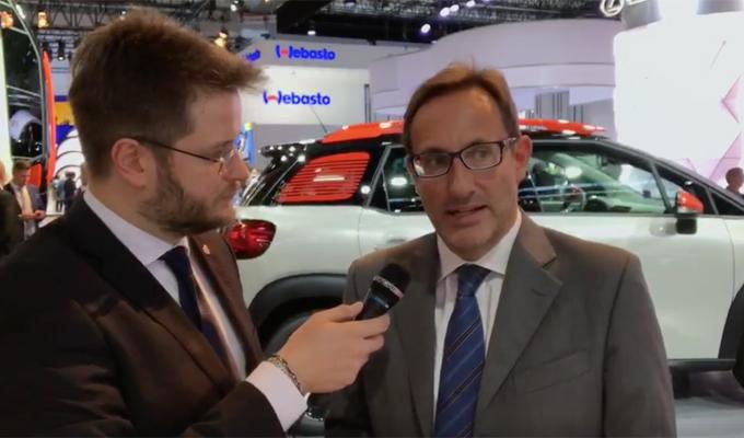 Gruppo PSA: a Francoforte tra le novità di Citroen e l'abbraccio a Opel [INTERVISTA]