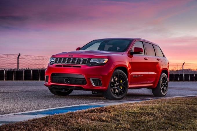 Jeep Grand Cherokee Trackhawk: con Hennessey stacca lo 0-100 in 2,8 secondi