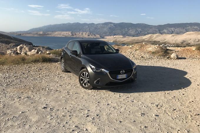 Mazda 2 1.5 D, piccola Ammiraglia tuttofare [#HOLIDAYTEST]