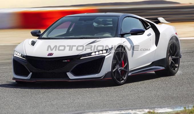 Nuova Honda NSX: le immaginate versioni Roadster e Type R [RENDERING]