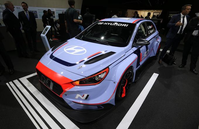 Hyundai i30 N TCR al Salone di Francoforte: la prima pistaiola di Alzenau [FOTO LIVE]