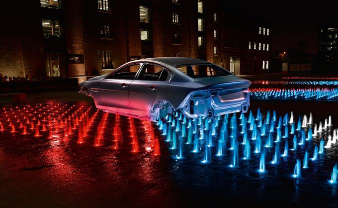 Jaguar Land Rover: aumenta l'impiego di alluminio riciclato sui nuovi modelli