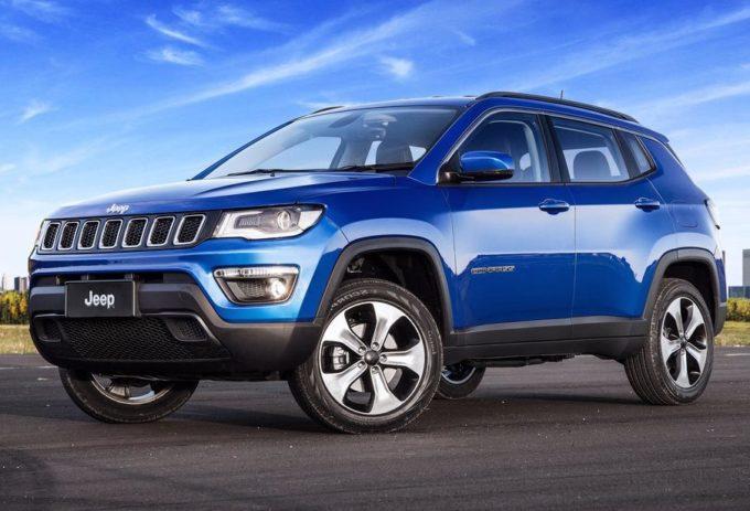 Nuova Jeep Compass: la sicurezza è al top anche grazie alle tecnologie Bosch
