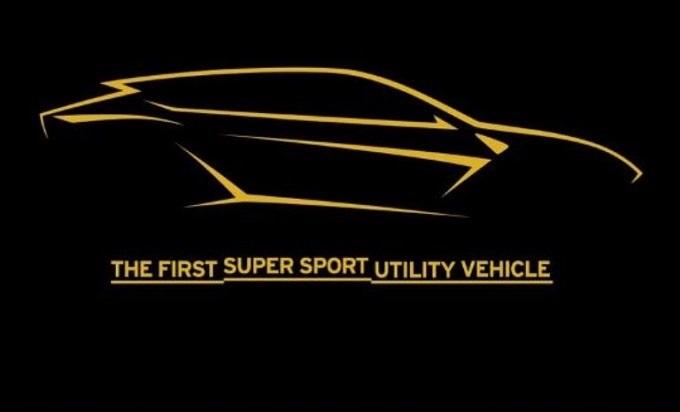 Lamborghini Urus, c'è la data del debutto: 4 dicembre 2017 [VIDEO TEASER]