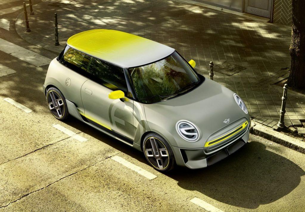 MINI Electric Concept: design iconico e guida a zero emissioni [VIDEO]