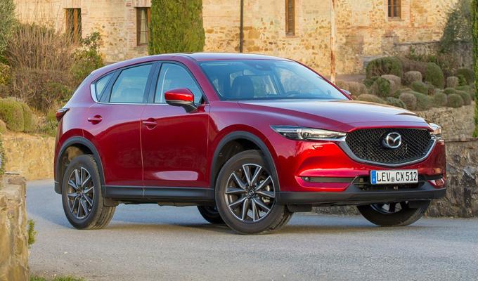 Nuova Mazda CX-5: ottime valutazioni ai test EuroNCAP [VIDEO]