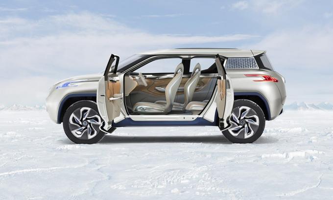 Nissan: il nuovo SUV elettrico debutterà ad ottobre al Tokyo Motor Show