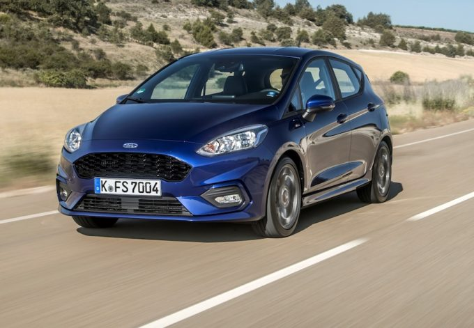 Ford Fiesta MY 2017 conquista le cinque stelle Euro NCAP [VIDEO]