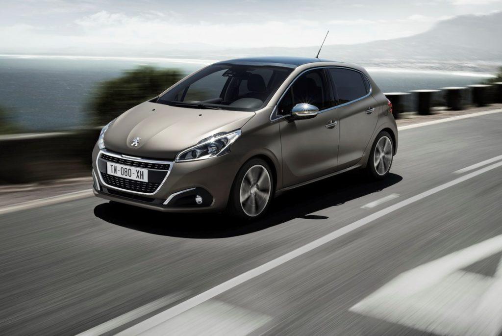 La prossima Peugeot 208 sarà anche in versione 100% elettrica