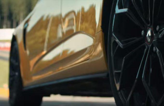 Nuova Renault Megane RS: Nico Hulkenberg dà appuntamento al 12 settembre [VIDEO TEASER]
