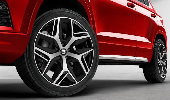 SEAT:  tra le novità del Salone di Francoforte anche il nome del prossimo Grande SUV [LIVE]